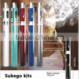 2016 New coming subego 1600mah battery electronic cigarette wholesale TC 50W E-ciga vapor starter kit