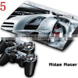 For PS3 SLIM PLAYSTATION 4 CONSOLE + CONTROLLER DECAL STICKER SKIN SET                                                                         Quality Choice