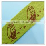 25mm wide jacquard elastic band for underwear,elastic bands for clothes