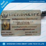 Factory High Quality 13.56mhz rfid inlay smart card