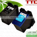 TTD Compatible Ink Cartridge C6656A C6657A for HP 56 57 cartridge                                                                         Quality Choice