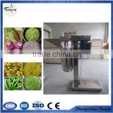 High accuracy garlic cutting machine for making mashed garlic, ginger, potato paste, spinach, onion, lotus root