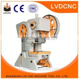 J23 CEISO single crank mechanical punch press,small press machine,eccentric press machine
