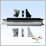 Metal automatic steel security closer storm door                                                                         Quality Choice