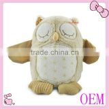 New owl plush toy kid's mini stuffed owl soft toys