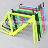 Fast delivery alloy track bike frame single speed bicycle frame track bike muscle frames