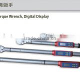 Torque Wrench-Digital Display; window display torque spanner; WEDO TOOLS; HIGH QUALITY