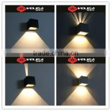 2*3W square shape buitenverlichting led for eaves use