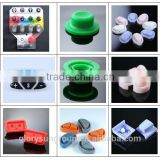 With Conductive carbon pill Customized Silicone rubber button