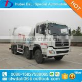 16CBM 8*4 huge capacitor dongfeng dalishen 385hp Mix Concrete Truck Concrete Mixing Truck