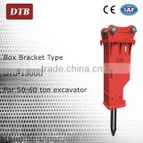 China breaker hydraulic jack hammer for 50 to 60 ton excavator