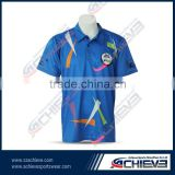 Professional team match mens sublimation cricket jerseys