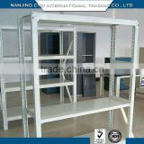 High Quality Powder Coated Middle Duty Metal Stackable Pallet Rack