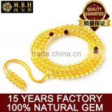 Amber jewelry wholesale natural amber bracelet Kim multi ring beads 108 multilayer bracelets jewelry