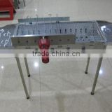Trolley,Easily Cleaned,Folding,Easily Assembled Feature and Charcoal Grills Grill Type portable bbq grill