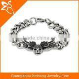 China supplier wholesale high quality low cost 316 stainless steel Fashion Bracelet