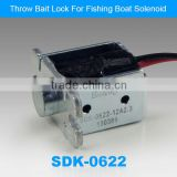 Inquiry About Throw Bait Lock For Fishing Boat Solenoid SDK-0622