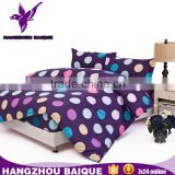 Wholesale Colorful 4 Piece Crib Fitted Bed Sheets Sets