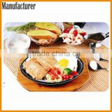 AY CMKY Printing Square Elegant Dining Table Mats Placemat, Rubber Table Mat For Home Table Accessories