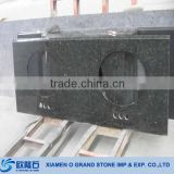 Cheap Granite Bathroom Vanity Tops Verde Butterfly Bathroom Double Sink granite vanity tops