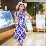 flower fashion multi-way most popular cover up beach dress