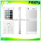 2.4 inch dual sim dual satndby crystal keypad zinc alloy beautiful outlooking feature mobile phone