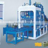 High quality cement brick making machine and automatic fly ash interlock brick making machine