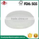 Manufacturer Disposable Transparent Plastic Lid for Ice Cream Cup