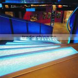 Interior Decoration Material Acrylic Transparent Flooring                                                                         Quality Choice