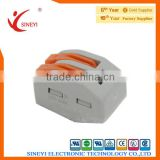 Sineyi 2P Block Promotion Price Cheapest Wire Connector 110 Block Wiringwire Crimp Terminal Connector
