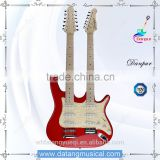 New fashion 12 string double neck electric guitar