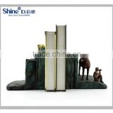 polyresin creative unique modern book holder alibaba china supplier wholesale bookend