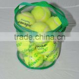 cheap tennis ball customer logo