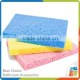 100%nature cellulose sponge cloth