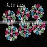 DIY Mini Accessory Pearls - Colorful Rhinestone Hair Headbands Ornaments /Garment Accessories