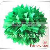 2016 new arrival indian wedding pompom artificial fruit garland