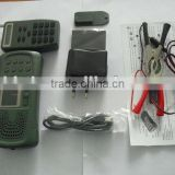 2012 newest MP3 sounds hunting bird caller with ON/OFF timer and remote controller CP-387
