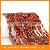 Top fashion super quality crystal beads for wedding dress in many style