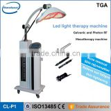 led blue light red light acne therapy machine 7 colors pdt/led light therapy lamp for facial