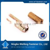 supply all kinds of Drop in Anchor/expansion anchor/concrete bolts fixing anchors