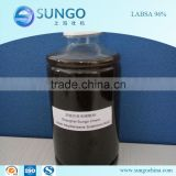 96% Labsa Sulfonic Acid Chemicals for Making Liquid Soap