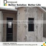 Fireproof and sound insulation foam cement board/polyurethane foamalibaba china supplier