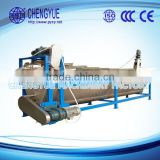 Plastic PP PE PET PVC cleaning tank washing line washing machine