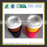 Soft safety durable silicone coffee lid, silicone coffee mug lid, silicone coffee cup lids