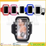 Sport Running Cycling Jogging Armband Arm Band Case Cover Skin with Key Holder and LED Light for iPhone 6 / 6S