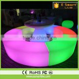Plastic Led Bar Furniture New Design Events Led Bar Counter