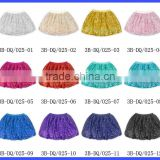 2016 Latest Baby Girls Skirt Design Pictures Cotton Kids Sequin Skirts Summer Tutu Party Skirt Have 12 Colors For You To Choose