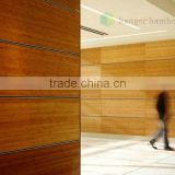 kanger vertical Carbonized laminated bamboo veneer sheets cheap board for wallpaper