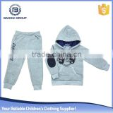 boy garment kid fleece wear winter new style wholesale baby clothes