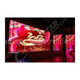 P12 Mesh Stage Background LED Screen Outdoor , Super Slim